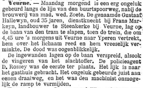 Het Nieuws Van Den Dag, 19 september 1894 Alsook de vingers