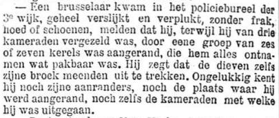 Het Nieuws Van Den Dag, 22 augustus 1894 Zeer verwarrend allemaal