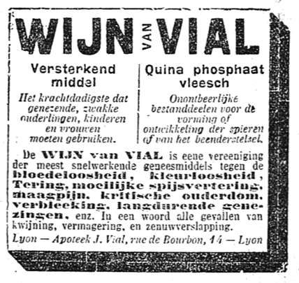 Het Nieuws Van Den Dag, 6 oktober 1894 Tegen kritische ouderdom, verbleking en langdurige genezingen