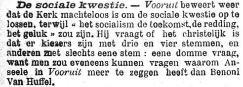 Nieuws van den dag 1899-04-09 democratie voor beginners