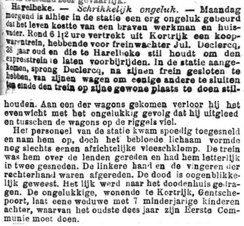 Nieuws van den dag 1904-03-01 schrikkelijk ongeluk