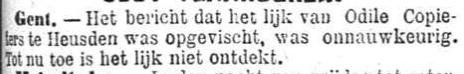 Het Nieuws Van Den Dag,  12 november 1894 Niet gevonden