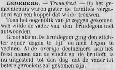 Vooruit, 1 september 1894 Groot alarm